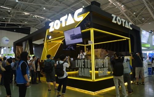 Zotac @ Computex 2017: Shrinking graphics cards and gaming systems to fit any space