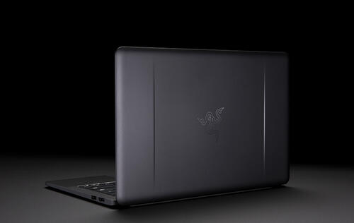 The new Razer Blade Stealth looks better than ever with a larger display, slimmer bezels, and a professional makeover