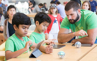 Apple Camp is a free 3-day program for kids happening at Apple Orchard Road from 26 June to 14 July
