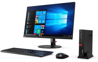 Lenovo's ThinkStation P320 Tiny is a diminutive workstation PC with NVIDIA Quadro graphics