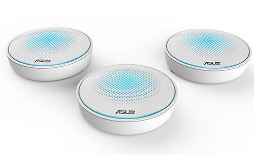 ASUS launches Lyra Wi-Fi mesh networking system