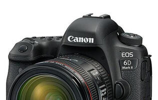 Is this the Canon EOS 6D Mark II?