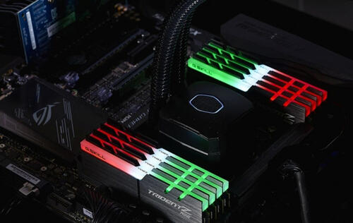 G.Skill's new DDR4 memory for Intel's Core X chips feature tighter timings and a sleek all-black design