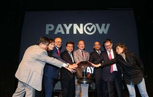 PayNow is a new service that lets you send money with just the recipient's mobile or IC number