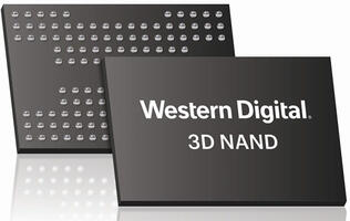 Western Digital announces BiCS4, the world's first 96 layer 3D NAND