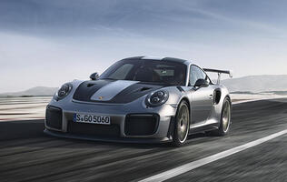 Porsche officially outs 911 GT2 RS, the most powerful 911 ever