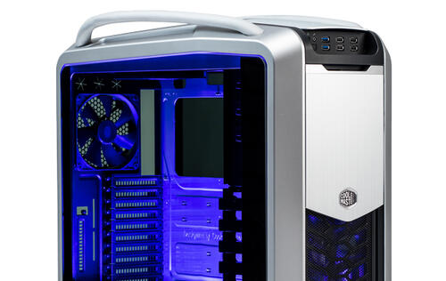 Cooler Master celebrates 25th birthday with special edition Cosmos II casing
