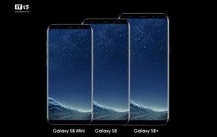 Samsung Galaxy S8 mini could be in the pipeline