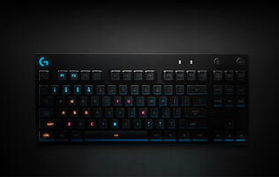 A feature on Logitech G Pro Mechanical Gaming Keyboard