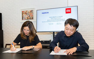 Nokia and Xiaomi sign patent deal