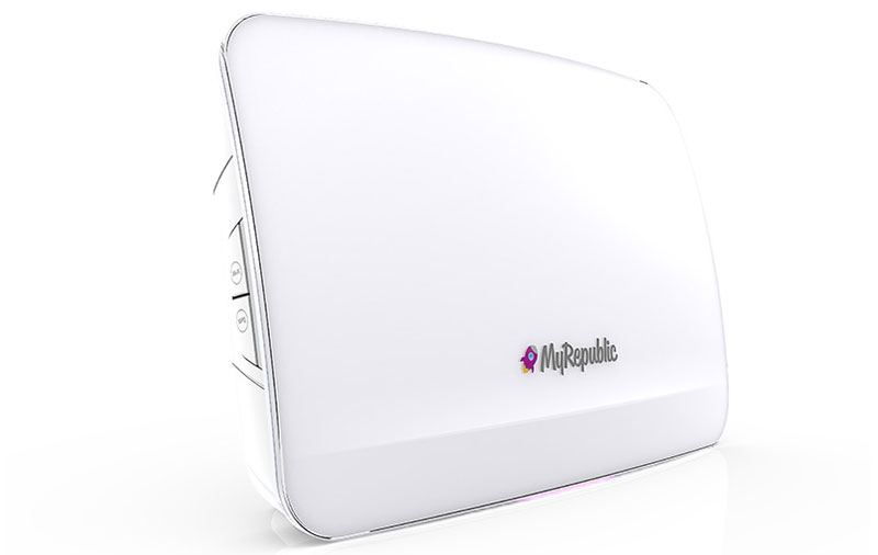 This is how the MyRepublic Wi-Fi Halo will make you believe in routers again