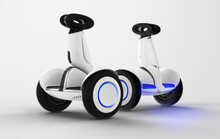 Xiaomi launches new Ninebot Plus scooter, laser projector, and IoT toothbrush