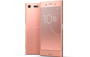 Bronze Pink Sony Xperia XZ Premium now available in Singapore