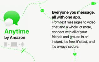 Amazon may be launching its own messaging app