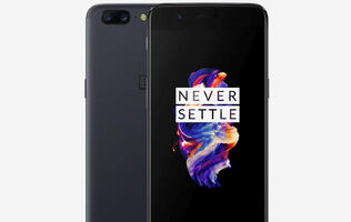 OnePlus 5 officially available in Singapore from 1st August
