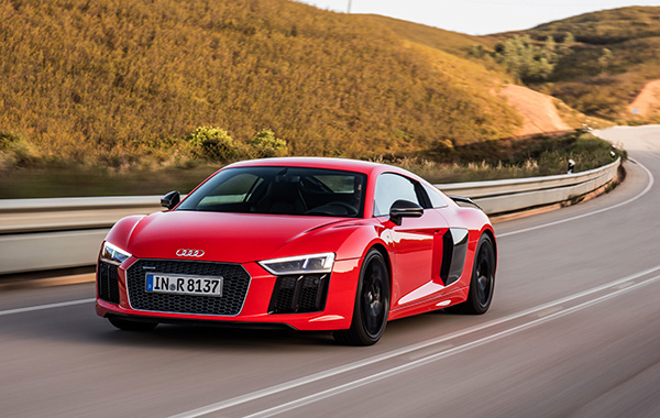 Weekend Drives: Audi R8 - The last stand of naturally