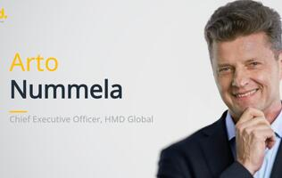 Nokia veteran Arto Nummela steps down as CEO of HMD Global