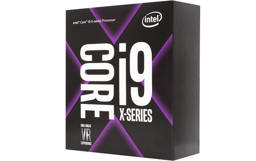 Intel's 12-core Core i9-7920X is clocked lower than the Core i9-7900X at 2.9GHz