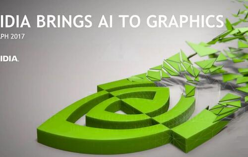 At SIGGRAPH 2017, NVIDIA announces key developments that bring AI to GPU computing