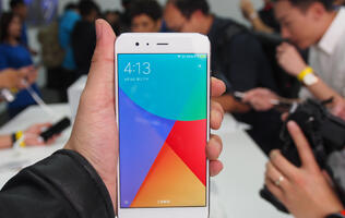 Xiaomi Mi 6 now available in Singapore for S$599