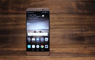 Huawei has a special marketing name for its full-screen Mate 10