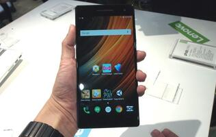 Lenovo gives up on its Vibe Pure UI, will ship stock Android on all future phones
