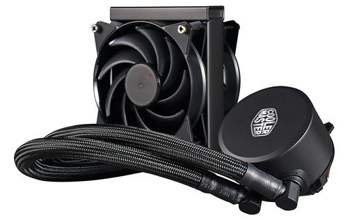 Cooler Master's MasterLiquid 120 and 240 AIO coolers offer hassle-free installations and quiet operation