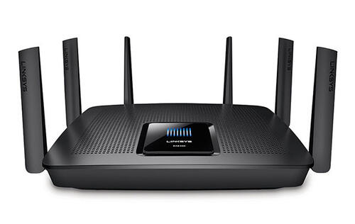 Linksys introduces EA9300 AC4000 tri-band MU-MIMO router