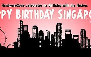 HardwareZone and GameAxis turn 19 as Singapore celebrates 52nd birthday!