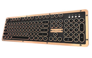 Gear this week: A typewriter-inspired keyboard, RAM that lights up, and more