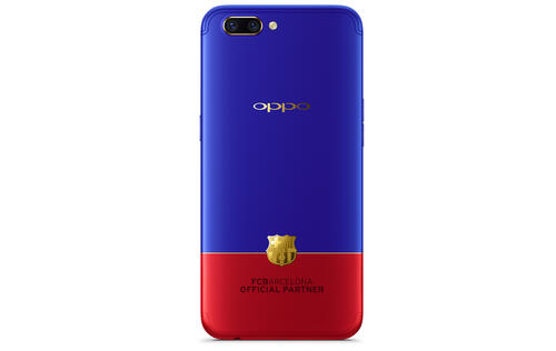 Oppo launches limited edition R11 with FC Barcelona regalia