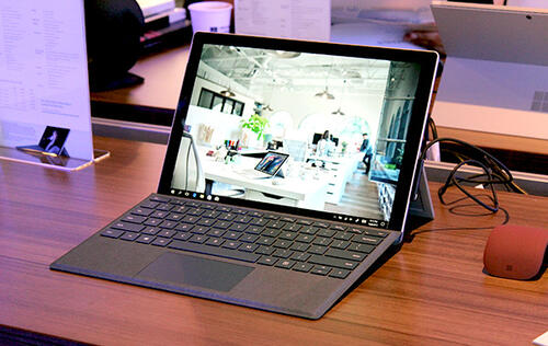 The new Microsoft Surface Pro is now available locally and there's even a 1TB SSD option!