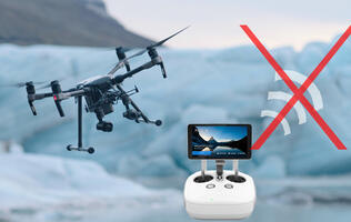 DJI will soon let you fly without data transfer to the net