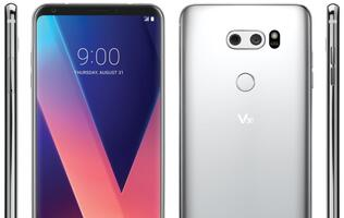 The upcoming V30 could be LG's most elegant phone yet