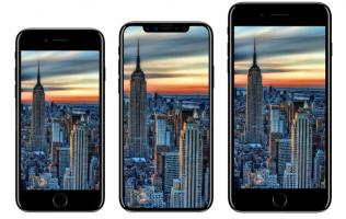 Apple unlikely to use a curved edge display on the iPhone 8