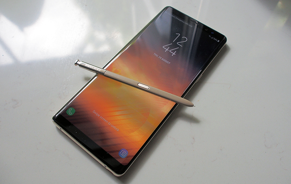 Samsung Galaxy Note8 launches on 15th September at S$1,398, pre-orders start tomorrow