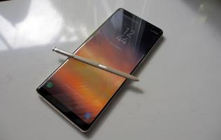 Singtel unveils Samsung Galaxy Note8 price plans