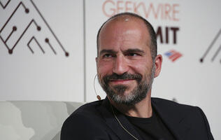 Expedia boss Dara Khosrowshahi to be Uber's new CEO