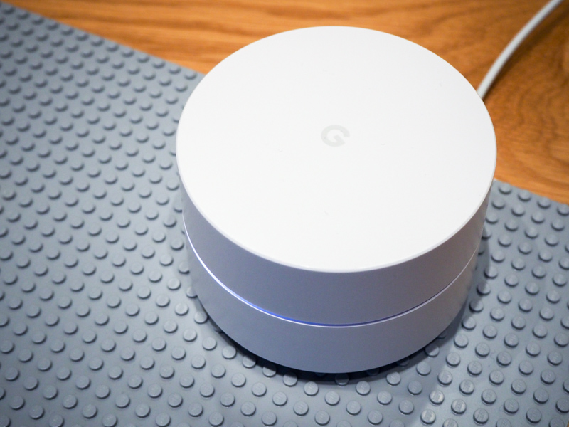 Google Wifi routers arrive in Singapore and are a StarHub
