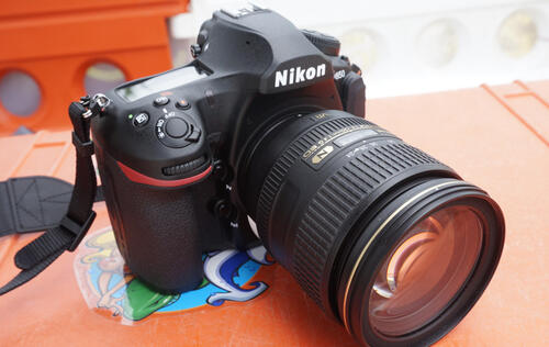 In pictures: The Nikon D850 (Updated with local pricing and availability)
