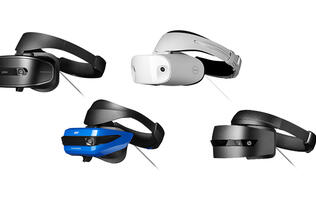 Windows Mixed Reality headsets are coming soon and will work with Steam VR