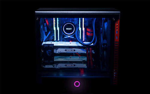 The Dreamcore Reverie Pro is a monster PC equipped with AMD's Ryzen Threadripper and 128GB of RAM