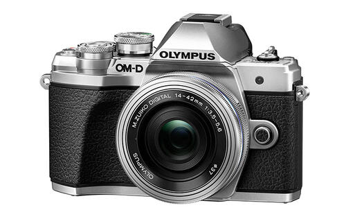 Olympus announces the new E-M10 Mark III with 4K video recording and 121 AF points