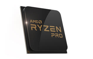 Enterprise desktops from Dell, HP, and Lenovo are shipping soon with AMD's Ryzen Pro processors