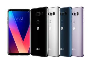 LG announces the 6-inch flagship LG V30 at IFA 2017