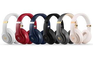New Beats Studio3 wireless headphones pack Apple's W1 chip and adaptive noise canceling