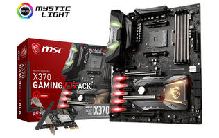 MSI reveals the X370 Gaming M7 ACK, its newest high-end Ryzen motherboard