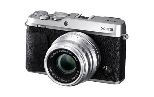 Fujifilm announces new rangefinder style X-E3 with 24MP X-Trans sensor and 4K video (Updated with price)
