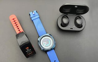 Check out Samsung's latest IFA wearables for yourself at the Galaxy Studio at VivoCity
