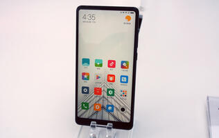 Xiaomi Mi MIX 2 bezel-less smartphone gets global availability